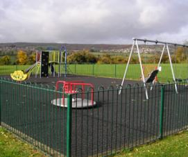 Playgrounds Re-open on 4th July