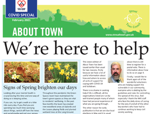 Stroud Town Council About Town Newsletter
